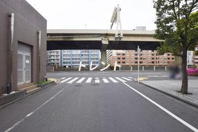 【外観】レジデンス江戸川橋