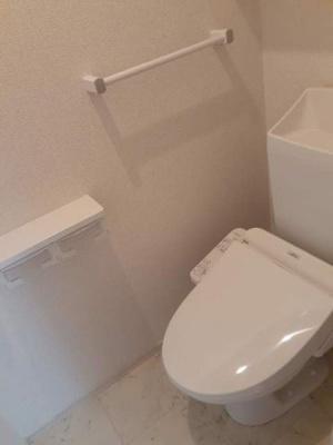 【トイレ】スマイルパティオA