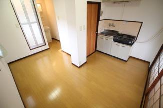【キッチン】風早アパート
