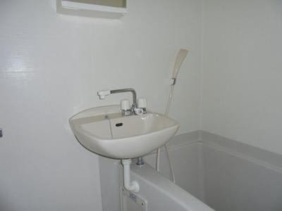 【浴室】S-FORT本八幡Mairie