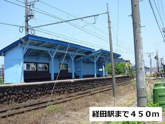 経田駅まで450m