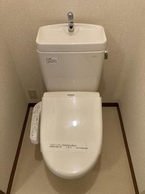 【トイレ】メゾン・ウイングB