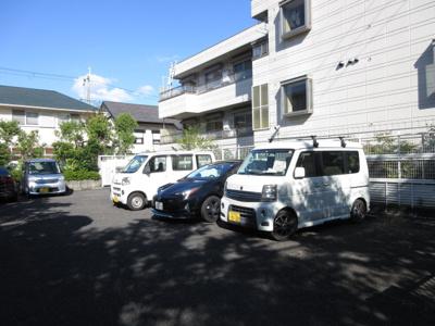 【駐車場】アニマン高槻阿武山
