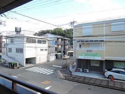 【展望】エキスポロード茨木