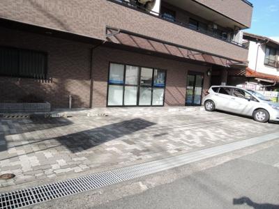 【駐車場】エキスポロード茨木