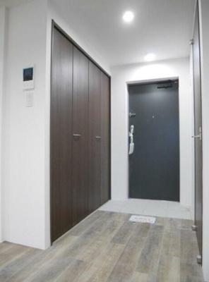 【玄関】K-suite Toritsudaigaku