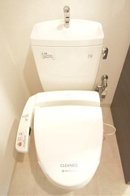 【トイレ】東急セットアップレジデンス恵比寿