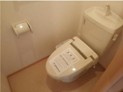 【トイレ】ビラージュ・ブリエ Ⅱ