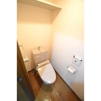 【トイレ】フローラルコート