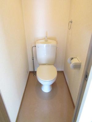 【トイレ】クレールICHIKAWA