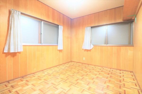 【洋室】 2階洋室です♪