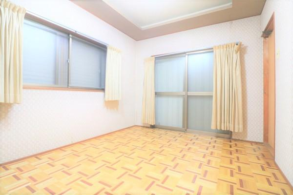 【洋室】 1階6帖洋室です♪