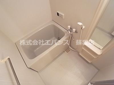 【浴室】パールハイツ蘇我I