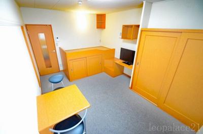 設備仕様は号室により異なる為、現況を優先とします。