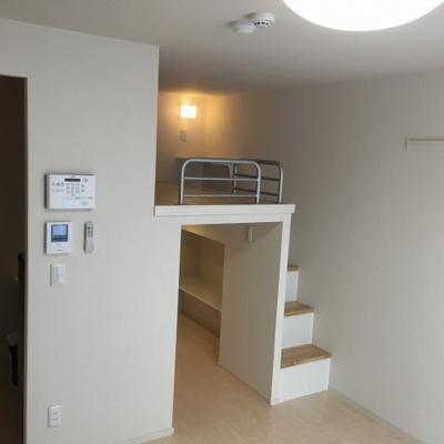 211号室 バンクベッド
