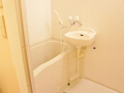 【浴室】レオパレスSanto