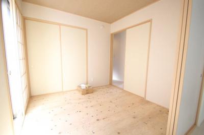 1階 和室(4.5帖)