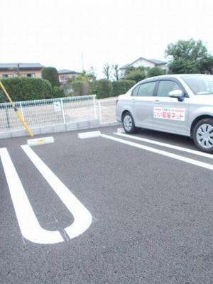 【駐車場】パティオスカイⅩ