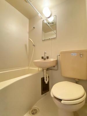 【浴室】煉瓦館9