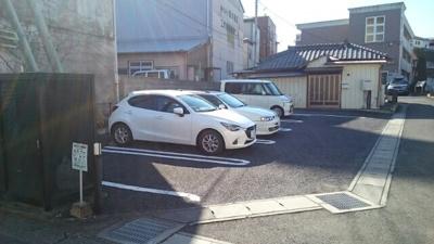 【駐車場】メゾングラシュ Ⅲ