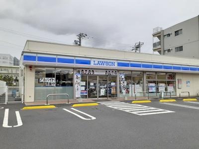 ローソン日立相賀町店まで150m