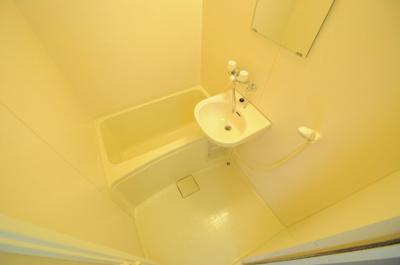 【浴室】レオパレスBIGRIVER