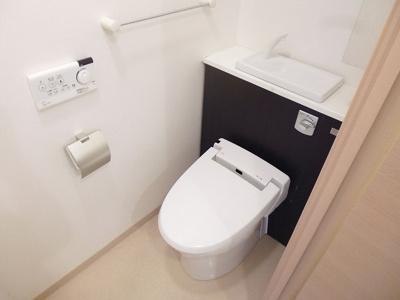 【トイレ】レジデンス斑鳩