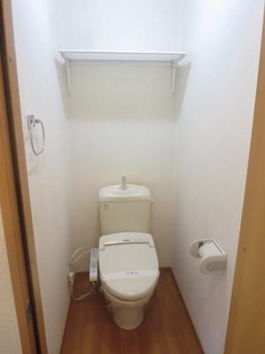 【トイレ】ヴィラパッシオ