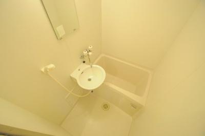 【浴室】レオパレスエスポワール