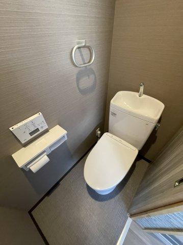 【トイレ】西市戸建