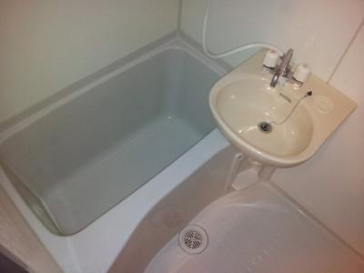 【浴室】レオパレスSKY