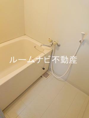【浴室】パークサイド・ヴィラ