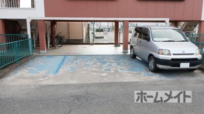 【駐車場】グリーンピア