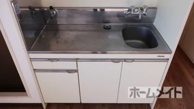 【キッチン】グリーンピア