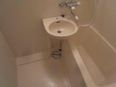 【浴室】ルーブル池上3番館