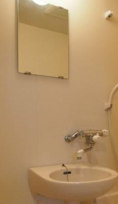 【洗面所】ルーブル池上3番館