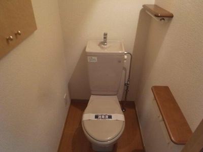 【トイレ】ルーブル池上3番館