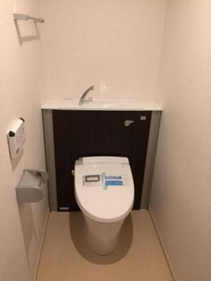 【トイレ】フェリーチェ・ヴィータ