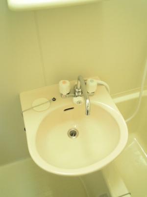 【浴室】スカイコートヌーベル中村橋