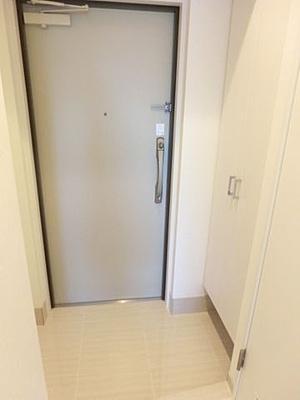 【玄関】インペリアルパークⅡ