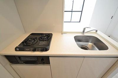 【キッチン】インペリアルパークⅡ