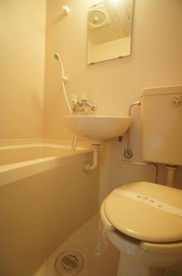 【浴室】プリべメゾンMORI