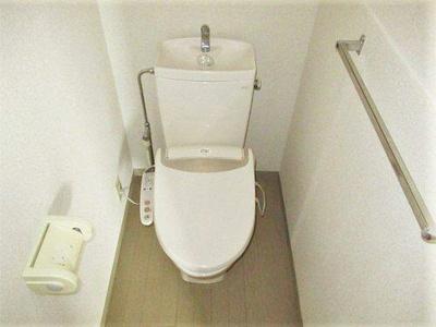 トイレ※内装前