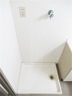 室内洗濯機置場※内装前