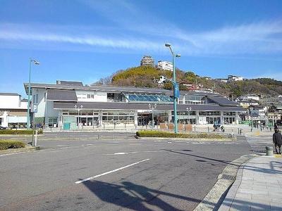 JR尾道駅まで2700m