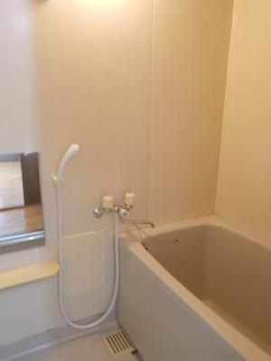 【浴室】ブランドールハイツ