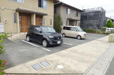 【駐車場】パークテラスA・B