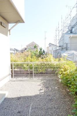 【庭】パークテラスA・B