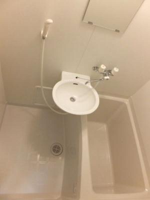 【浴室】レオパレスレフア