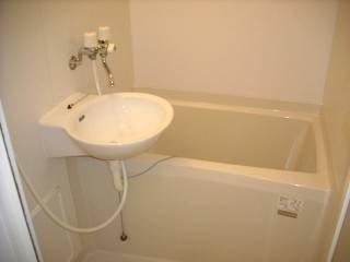【浴室】レオパレスウィステリア